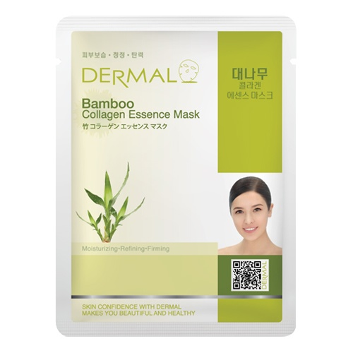 Bamboo Collagen Essence Mask