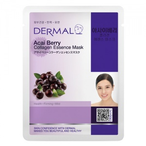 Acai Berry Collagen Essence Mask